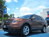 2011 Golden Bronze Metallic Ford Explorer Limited #50380192