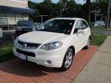 2008 White Diamond Pearl Acura RDX Technology #50380579