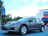 2011 Sterling Grey Metallic Ford Fusion SE #50380199