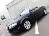 2008 Brilliant Black Audi A4 2.0T quattro Cabriolet #50380380