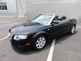 Brilliant Black Audi A4 in 2008