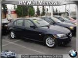 2010 Monaco Blue Metallic BMW 3 Series 328i Sedan #50380404