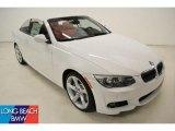 2011 Alpine White BMW 3 Series 335i Convertible #50380411