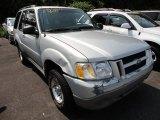 2001 Silver Frost Metallic Ford Explorer Sport 4x4 #50380268