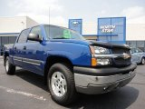 Arrival Blue Metallic Chevrolet Silverado 1500 in 2004