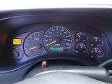 2001 Chevrolet Silverado 1500 LS Crew Cab Gauges