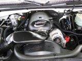 2001 Chevrolet Silverado 1500 LS Crew Cab 6.0 Liter OHV 16-Valve Vortec V8 Engine