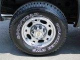 2001 Chevrolet Silverado 1500 LS Crew Cab Wheel