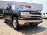 2004 Dark Blue Metallic Chevrolet Tahoe LT 4x4 #50380646