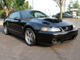 2003 Black Ford Mustang Cobra Coupe #50380658