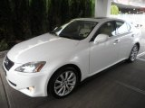 2008 Starfire White Pearl Lexus IS 250 AWD #50380855