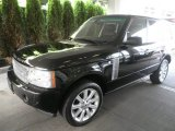 2006 Java Black Pearl Land Rover Range Rover Supercharged #50380856