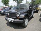 2010 Dark Charcoal Pearl Jeep Wrangler Sahara 4x4 #50380462