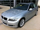2011 Titanium Silver Metallic BMW 3 Series 328i xDrive Sedan #50380682
