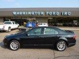2010 Tuxedo Black Metallic Ford Fusion SEL V6 AWD #50380484