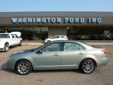 2008 Moss Green Metallic Lincoln MKZ AWD Sedan #50380486