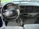 2003 Ford F250 Super Duty FX4 Crew Cab 4x4 Dashboard