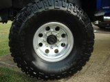 2003 Ford F250 Super Duty FX4 Crew Cab 4x4 Custom Wheels