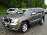 2008 Mineral Gray Metallic Jeep Grand Cherokee Limited 4x4 #50443498