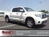 2007 Super White Toyota Tundra Limited CrewMax #50443431