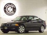 2000 Jet Black BMW 3 Series 328i Sedan #50443500