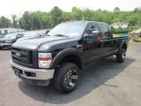 2010 Ford F350 Super Duty XL Crew Cab 4x4 Data, Info and Specs