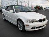 2004 Alpine White BMW 3 Series 325i Convertible #50443515