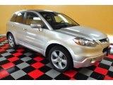 2008 Alabaster Silver Metallic Acura RDX Technology #50443390