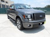 2011 Sterling Grey Metallic Ford F150 FX2 SuperCrew #50466319