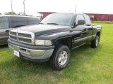1999 Black Dodge Ram 1500 SLT Extended Cab 4x4 #50465960