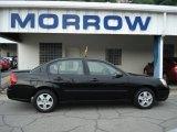 2005 Black Chevrolet Malibu LS V6 Sedan #50466227