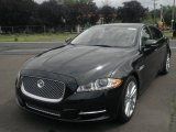 2011 Botanical Green Metallic Jaguar XJ XJL #50466130