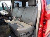 2003 Dodge Ram 1500 SLT Quad Cab 4x4 Taupe Interior
