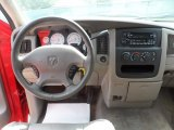 2003 Dodge Ram 1500 SLT Quad Cab 4x4 Dashboard