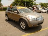 2003 Polished Pewter Metallic Nissan Murano SE #50466553