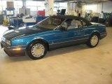 1993 Cadillac Allante Verde Flax