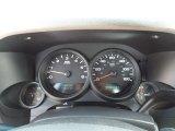 2008 Chevrolet Silverado 1500 LS Regular Cab 4x4 Gauges