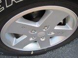 2011 Jeep Wrangler Sport S 4x4 Wheel