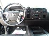 2008 Chevrolet Silverado 1500 LT Extended Cab Dashboard