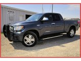 2008 Slate Gray Metallic Toyota Tundra Limited Double Cab 4x4 #50466360