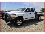 2006 Dodge Ram 3500 SLT Quad Cab 4x4 Stake Truck Data, Info and Specs
