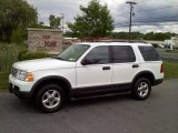 2003 Oxford White Ford Explorer XLT 4x4 #50466369