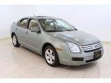 2008 Moss Green Metallic Ford Fusion SE V6 #50466508