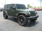 Jeep Wrangler Unlimited 2009 Data, Info and Specs