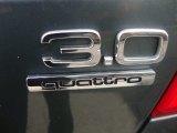 Audi A4 2004 Badges and Logos