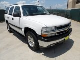 2005 Summit White Chevrolet Tahoe LS #50501909