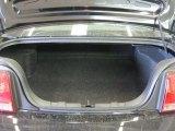 2008 Ford Mustang Bullitt Coupe Trunk