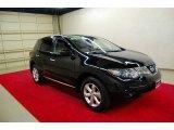 2009 Super Black Nissan Murano S #50501797