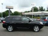 2010 Black Toyota Highlander Limited 4WD #50501922