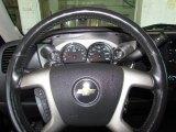 2008 Chevrolet Silverado 1500 LT Extended Cab Steering Wheel